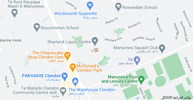 Location of Naomi Place