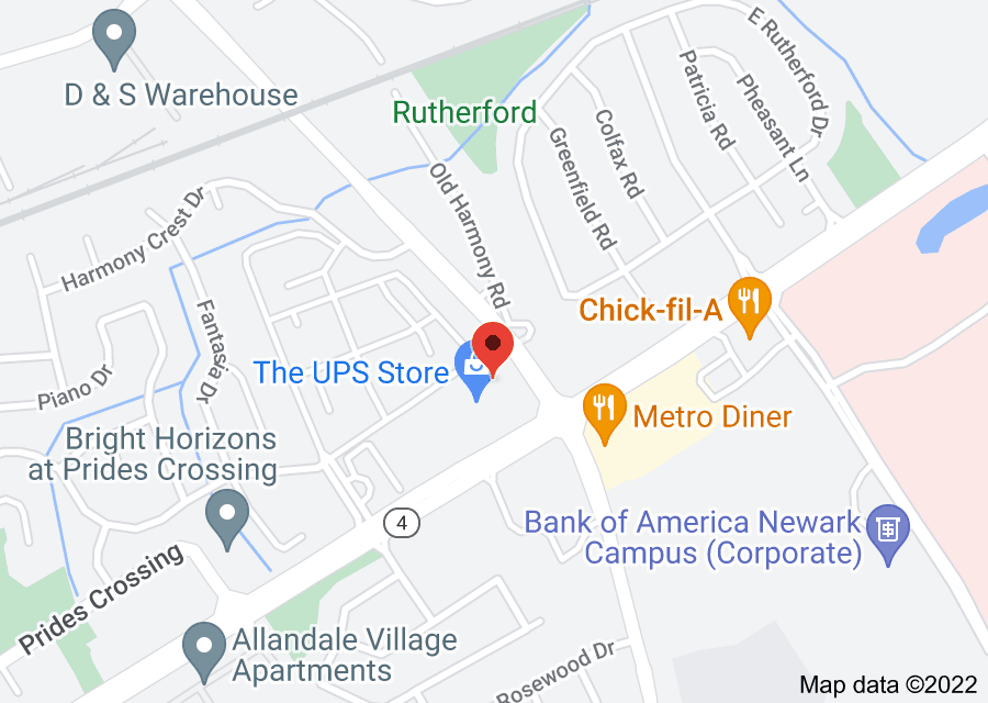 Location of Future Nails & Spa