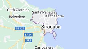 Mappa di: Siracusa Italia