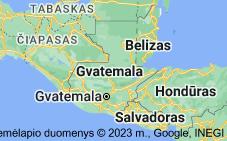 Location of Gvatemala