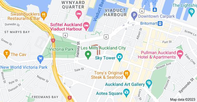 Location of Graham Street