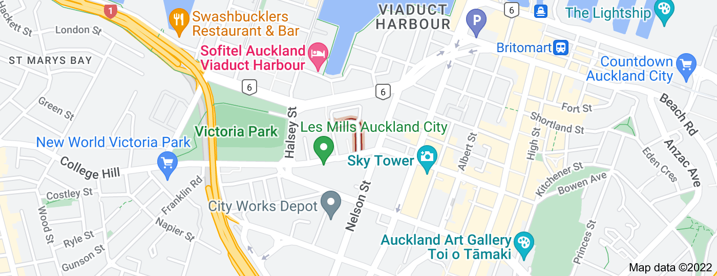 Location of Graham Street