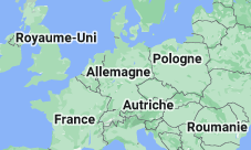 Location of Allemagne