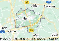 Location of Hamm