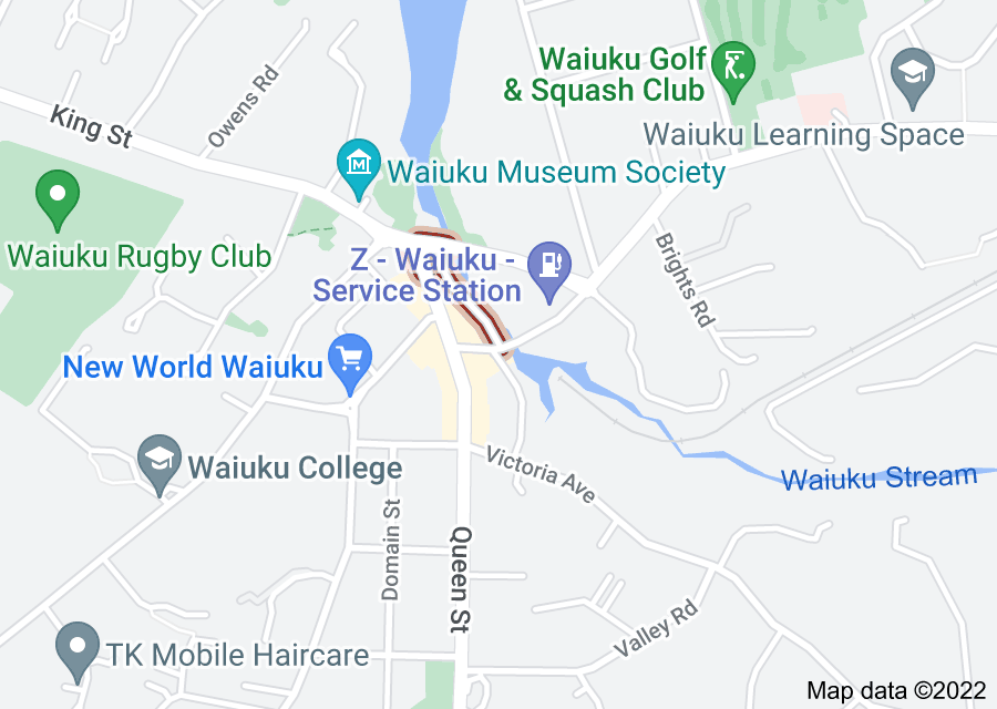 Location of River Lane