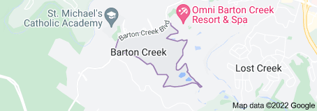 The Falls At Barton Creek Barton Creek,Texas <br><h3><a href=