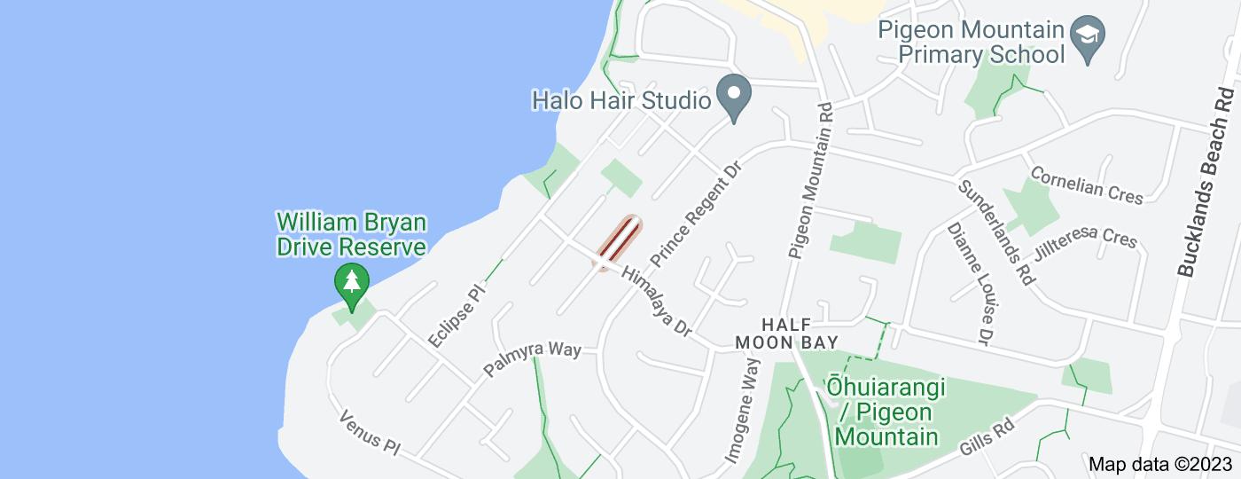 Location of Bungalore Place