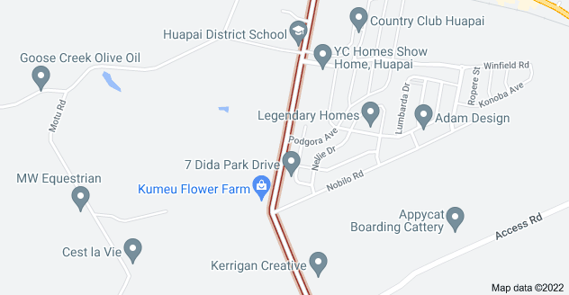 Location of Station Road