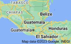 Location of Guatemala