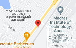 Map of Parvathy Hospital