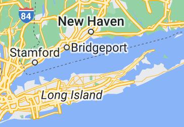 Long Island Sound: carte