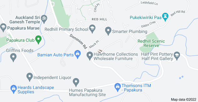 Location of April Place