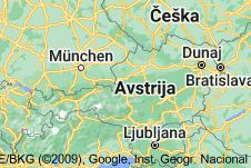 Location of Avstrija