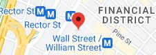 Location of নিউ ইয়র্ক স্টক এক্সচেঞ্জ