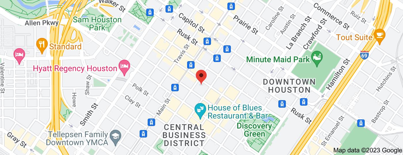 Location of Astin Ronald T