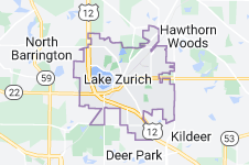 Lake Zurich Illinois On Site PC & Printer Repair, Networking, Voice & Data Inside Wiring Services