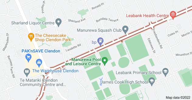 Location of Weymouth Road
