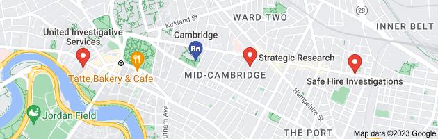 background checks in Cambridge, MA