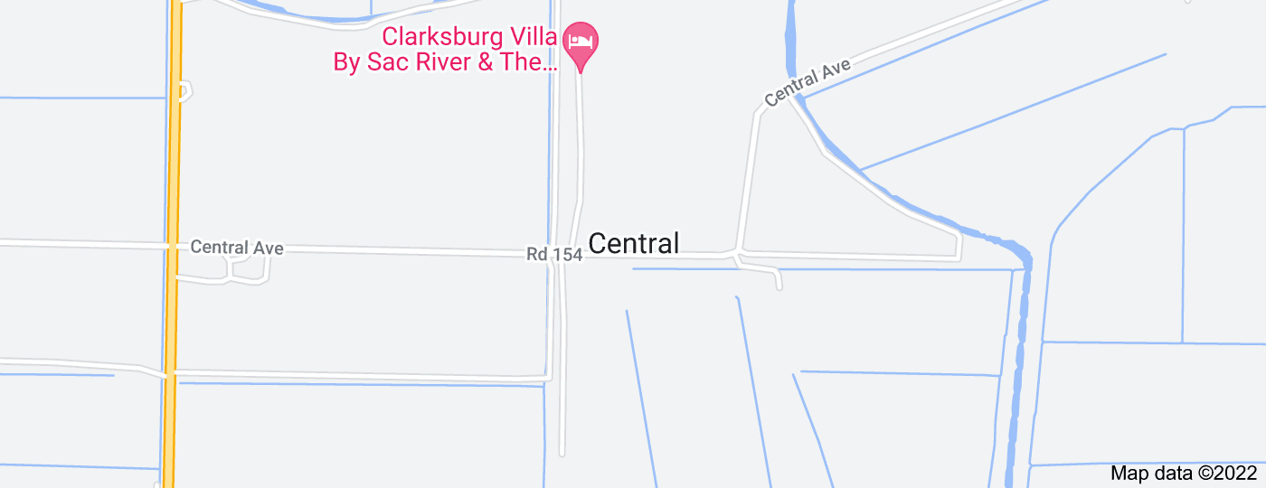 Location of Central