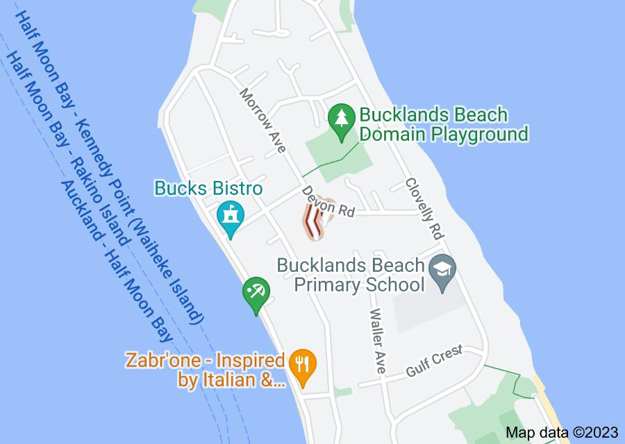 Location of Basilton Close
