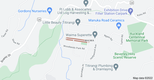 Location of Boylan Road