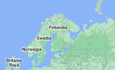 Location of Finlandia