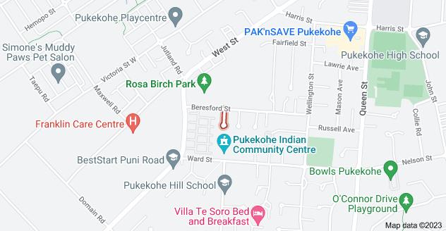 Location of Barsana Place
