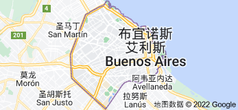 Location of 布宜诺斯艾利斯