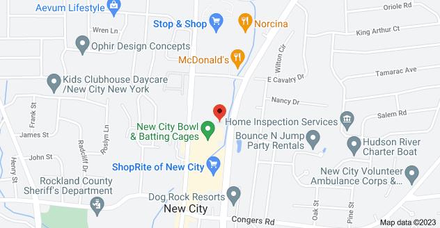 Map of 130 N Main St, New City, NY 10956