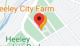 Map of Heeley City Farm