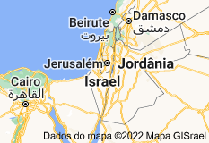 Location of Israel