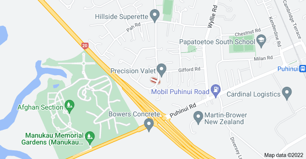 Location of Abelia Place