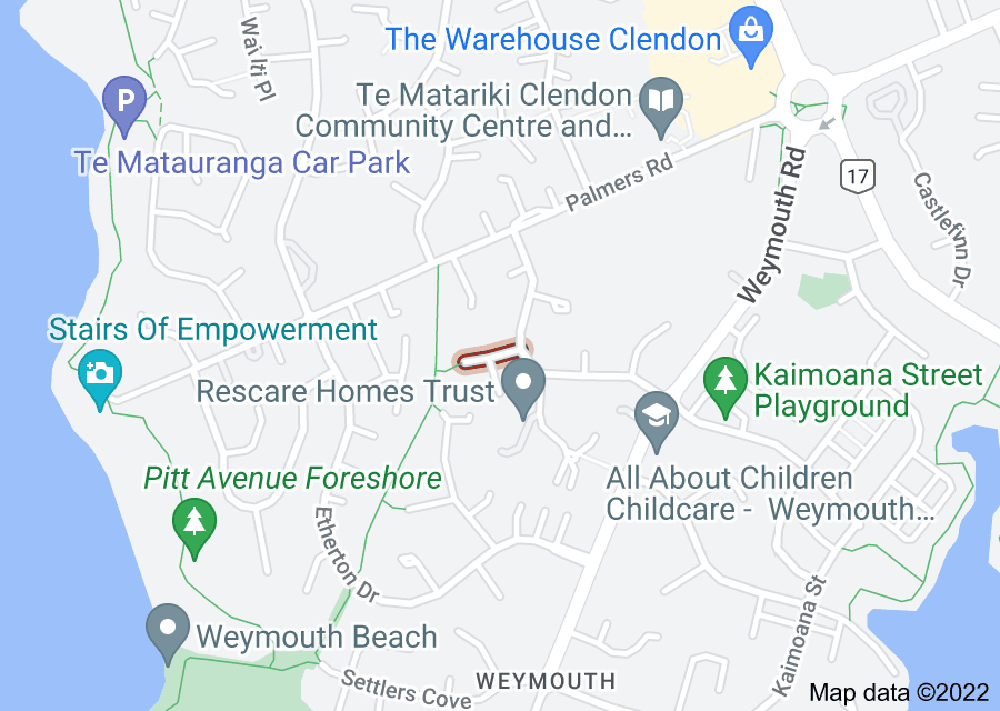 Location of Blackgate Place