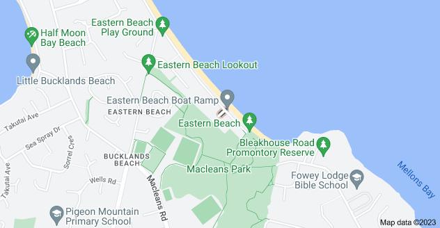 Location of Luke Place