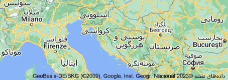 Location of کرواسی