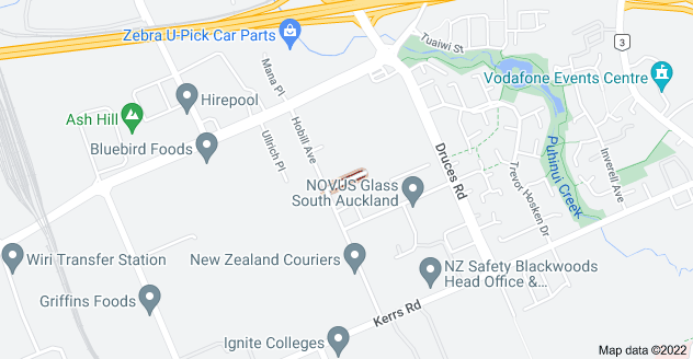 Location of Joval Place