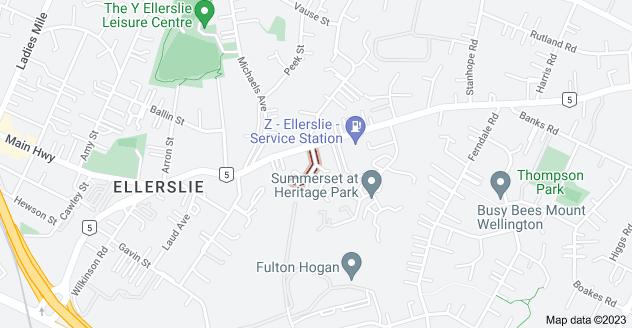 Location of Alana Place