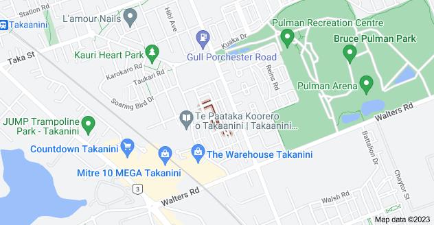 Location of Mcginty Street