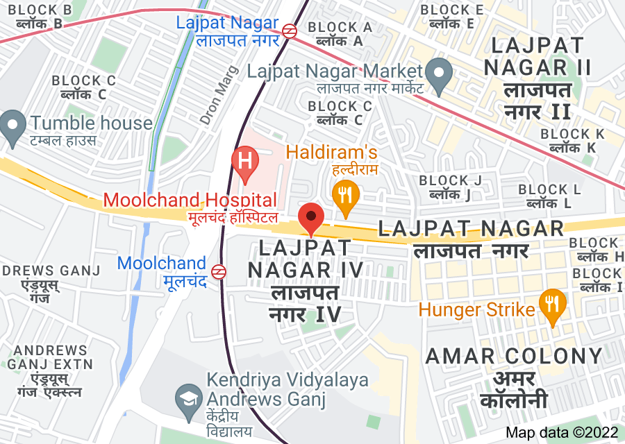 Location of Indian School of Business and Finance
