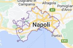 Mappa di: Napoli Italia
