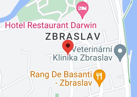 Mapa oblasti Ráj Oříšků & Dárkú