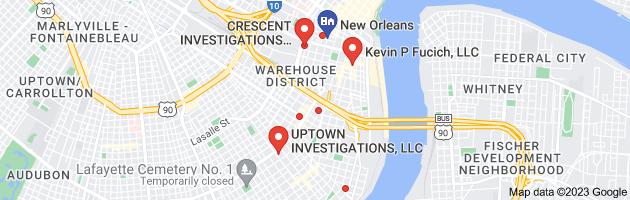 New Orleans, LA private investigators