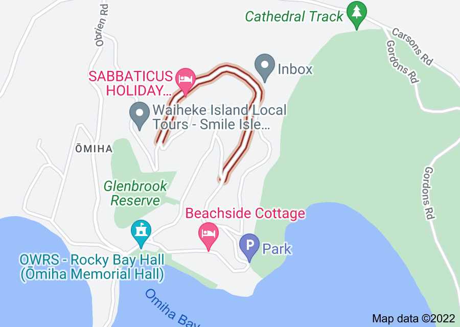 Location of Fairview Crescent