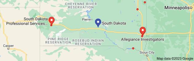 private investigators South Dakota