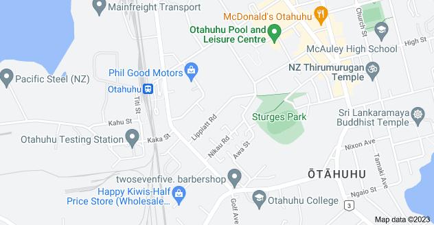 Location of Lippiatt Road