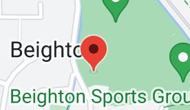 Map of Beighton Welfare