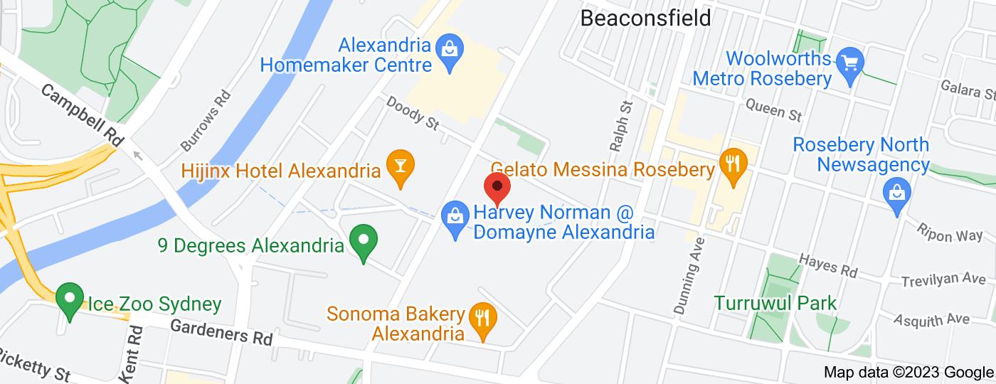 Location of Fisma Co.