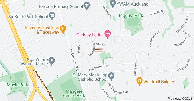 Location of Glenpark Place