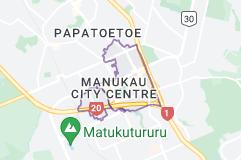 Location of مانوكاو