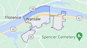 Warsaw Kentucky On Site Computer PC & Printer Repair, Network, Voice & Data Inside Wiring Services